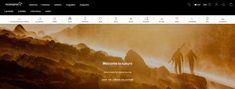 Header icons menu