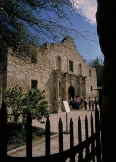 The Alamo, Photo Credit: Al Rendon