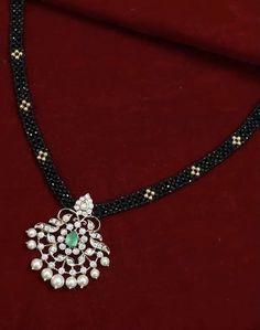 India Jewelry, Bead Jewellery, Pendant Jewelry, Beaded Jewelry, Beaded Necklace, Gold Pendant, Necklace Set, Diamond Jewelry, Gold Jewelry Simple