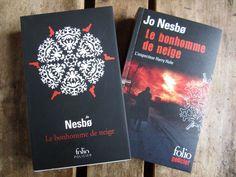"""""""Le bonhomme de neige"""" - Jo Nesbo - Naufragés Volontaires"""