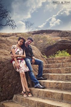 Shoot a midst nature. Depesh and Dhruti absolutely pulled this one off. We were actually stopped from shooting by the authorities there. Apparently they thought we were doing a fashion shoot with professional models. Though this was a good compliment for Depesh and Dhruti, we had a hard time convincing them that this was a casual pre-wedding shoot!!! #knots and vows #wedding photography