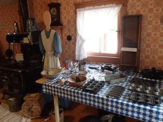 Grand County, Colorado, Kauffman House Museum in Grand Lake Village.  Changing exhibits, special events and knowledgeable staff.