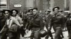 Graphic newsreel footage shot by German soldiers of the aftermath of the Dieppe Raid on August Canadian Soldiers, Canadian Army, British Army, Dieppe Raid, Just Like Fire, Royal Canadian Navy, Army Infantry, August 22, Armed Forces