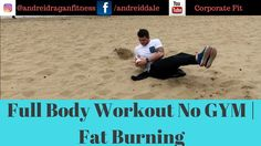 Full Body Workout No GYM | Fat Burning
