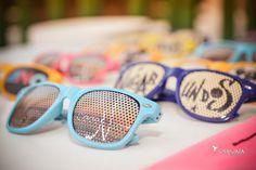 Cadenza glasses at Ushuaïa Ibiza Beach Hotel