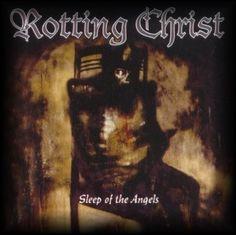 Rotting Christ - Sleep of the Angels - MusicMeter. Rotting Christ, Extreme Metal, Metal Albums, Band Memes, Workout, Metal Bands, Music Bands, Black Metal, Metal Art