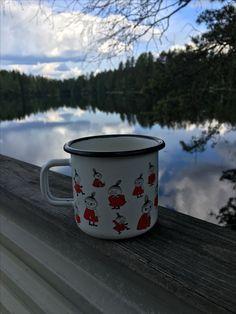 Kahvit mökillä Copyright Sari Sairanen-Kontio