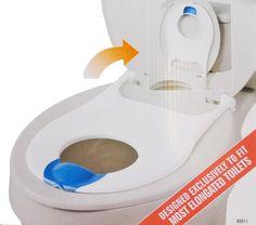 Flip+n+Flush+Toilet+Potty+Seat+(Elongated)