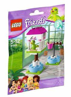 LEGO FRIENDS 41024 Papageienhäuschen: +