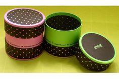 Personalizado à prova de humidade rodada rígida tubo de papel papelão / caixa para a embalagem de presente