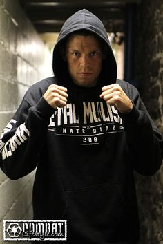 Nate Diaz from Combat Lifestyle/Tracy Lee