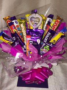 Mother's Day Cadbury chocolate bouquet