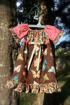 Lizzy's Dress on Etsy Can be made in many different fabrics