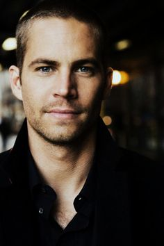 Despite only being in a couple movies anyone's ever heard of, Paul Walker is amazing to look at