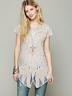 Butterfly V Dress $128.00