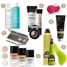 The Blushing Bride - Bridal Beauty Must-Haves | Contemporary Bride