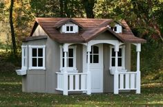 play houses for kids | Outside Playhouses For Girls pictures