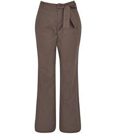 calças sociais femininas de linho - Pesquisa Google                                                                                                                                                                                 Más