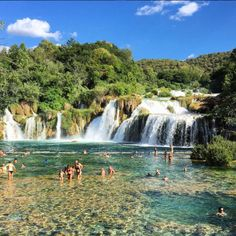 Krka National Park, Lozovac, Croatia