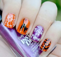 My Nail Graffiti: Bundle Monster Holiday Stamping Plate Set Review