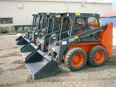 Thomas 1300 Skid Steer Loader Skid Steer Loader, Repair Manuals, Tractors, Monster Trucks