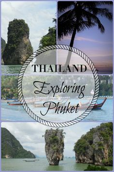 Phuket is an island connected to the mainland of Thailand, famous for its beach communities and unique islands...