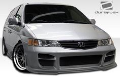 1999-2004 Honda Odyssey Duraflex R34 Body Kit - 4 Piece Body Kit