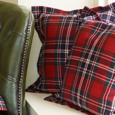there are so many tartans to choose  from, wool or cotton