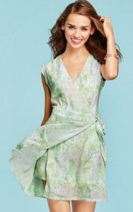 2016 Avon's mark. Hidden Motive Romper:  I love rompers and wrap-around dresses. Though I'm turning 50, I would still buy this, take a pic of me wearing it & post on my social media accounts. This has matching shorts underneath that cleverly prevent windy-day mishaps.
