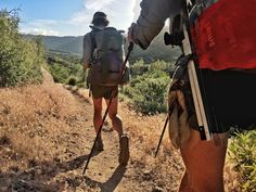Thru-Hike Health: Backpacking Tips To Go The Distance    Walking thousands of miles with a loaded backpack informs new ways to stay healthy on the long trails in backpacking, some of which apply to everyday life.