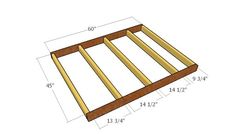 This step by step woodworking project is about XL dog house plans free. I have designed this dog house so you can shelter your favorite pet, even if it is extra large. Large Dog House Plans, Extra Large Dog House, Cat House Plans, Dog Houses, Play Houses, Xl Dog House, Woodworking Plans, Woodworking Projects, Floor Framing