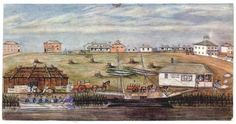 Landing at melbourne 1840 - Melbourne - Wikipedia, the free encyclopedia