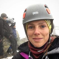 Megan Hine, the survival expert who helps keep adventure-seekers like Bear Grylls safe in dangerous and remote locations with her expertise on all things nature. | 17 Badass Women You Probably Didn't Hear About In 2016