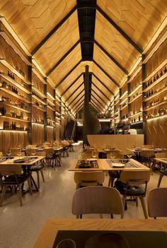 The Eat Drink Design Awards best restaurant shortlist has been announced - Vogue Australia