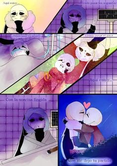 Read Especial from the story Cómics e imágenes Sanscest by (Daiana. Undertale Ships, Undertale Cute, Undertale Fanart, Undertale Comic, Sans Art, Dream Sans, Undertale Drawings, Sad Anime, Manga