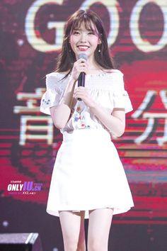 16 Of IU's Most Famous Outfits That Prove She's A True Fashionista — Koreaboo Iu Fashion, Korean Fashion, Fashion Outfits, Stage Outfits, Casual Outfits, Ulzzang, Korean Celebrities, Korean Singer, Kpop Girls