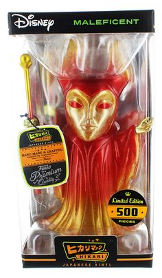 "Disney Funko Hikari 9"" Vinyl Figure: Inferno Maleficent"