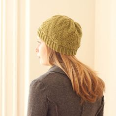 falmouth hat - Quince and Co