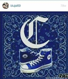 26 Best CRIP'S images in 2015 | Royal blue, 4 life, Bandanas