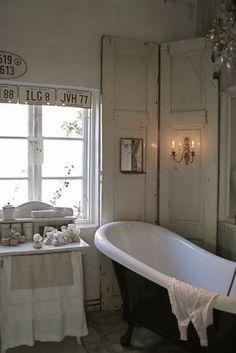 Een prachtige badkamer bathroom