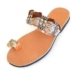 Sandal of greece