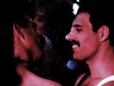 Freddie and Jim kiss <3 <3 <3 gif