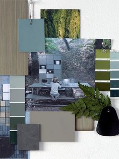 Design Mood board - Moodboard - Loods 5 styling See more inspirations at… Mood Board Interior, Interior Design Boards, Interior Design Inspiration, Moodboard Interior Design, Design Ideas, Moodboard Inspiration, Design Trends, Visual Story, Pantone