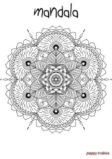Poppy Makes… a mandala colouring page. I have made a new mandala colouring page format go to poppymakesdiy.blogspot.com to download for free in pdf format. Have fun!  #PoppyMakes #Mandala #Colouring #Coloring #Page #ColouringPage #ColoringPage #MandalaColouringPage #MandalaDrawing #Drawing #Draw #FREE #Download #PDF #Printable #Template #Craft #Crafting #DIY #DoItYourself