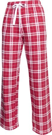 Merry  Christmas  Family Pajamas Red Flannel Pant