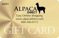 Alpaca Direct Gift Card
