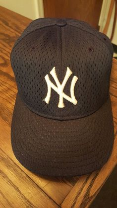 d1da3a92e6edb AUTHENTIC DIAMOND COLLECTION NEW YORK YANKEES 59FIFTY FLEX FIT HAT Size 7  1 2  fashion  clothing  shoes  accessories  mensaccessories  hats (ebay  link)
