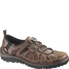 Hush Puppies Men s Belfast Fisherman Sandal ea7bff4c904