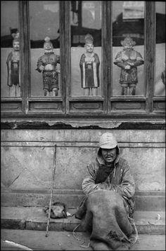 Henri Cartier-Bresson - Beijing. December 1948.