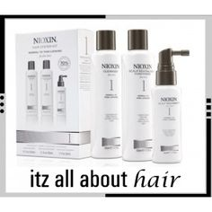 Buy Nioxin Hair System Starter Kit 1 for normal to thin looking hair online with fast & free delivery. Full Nioxin hair care range available. Nioxin Hair, Olivia Garden, Nioxin System 1, Hair System, Pc System, Free Beauty Samples, Scalp Conditions, Toni And Guy, Shopping